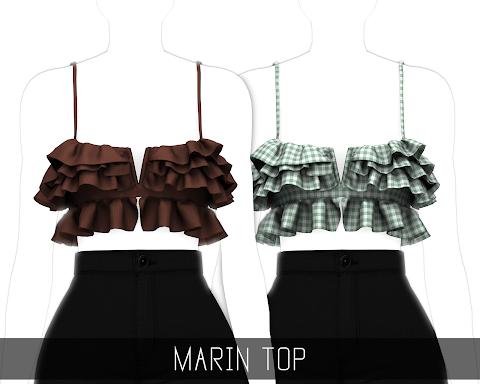 MARIN TOP