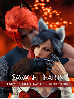 Savage Hearts: Markus and Acalia