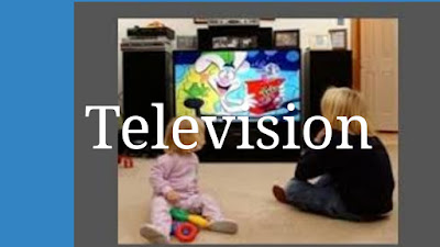 Image of negative impact of television