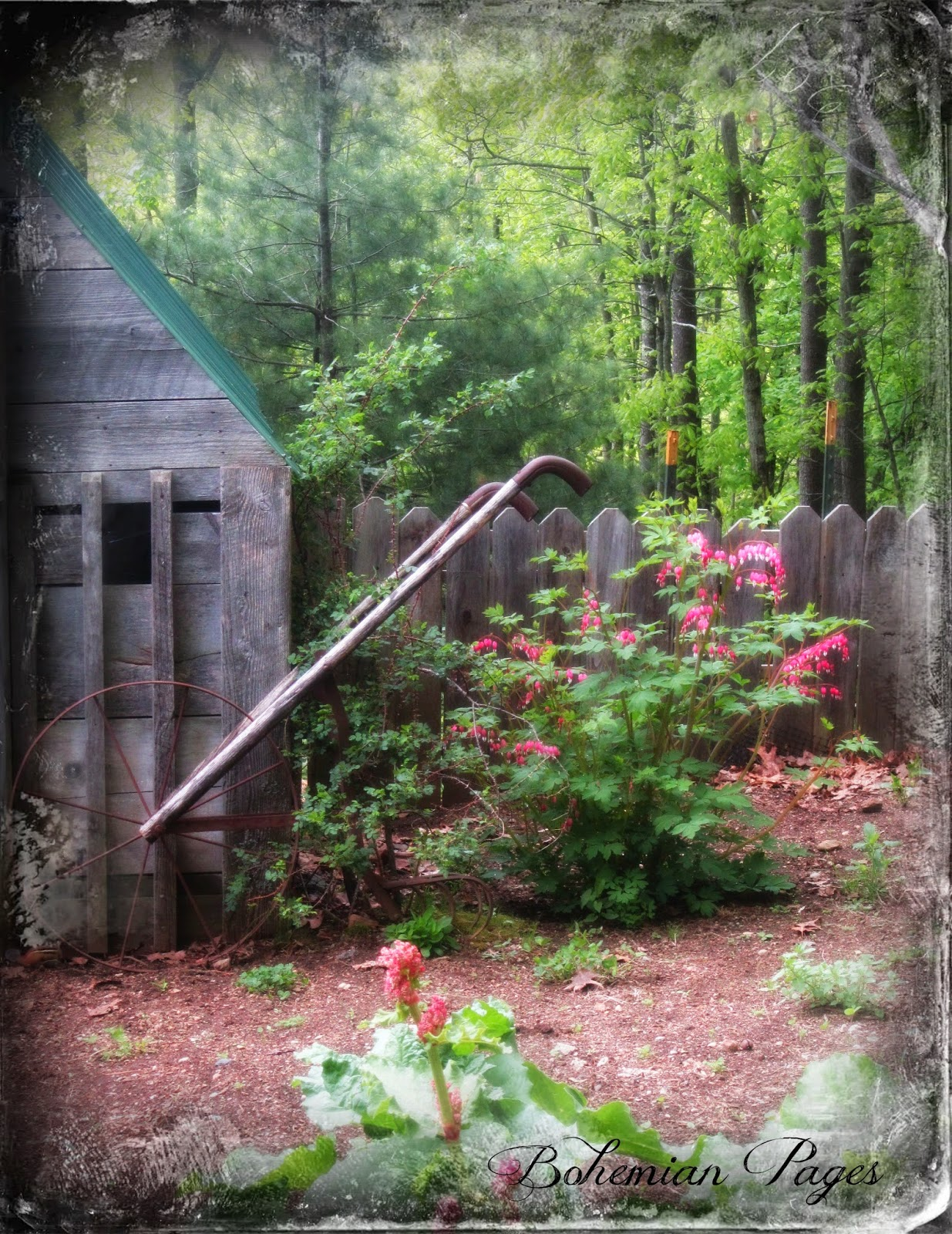 Bohemian Path Tarot: Bohemian Pages