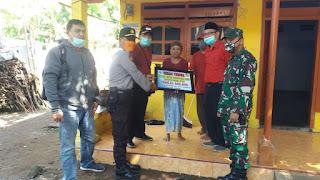 Desa Pondok Dalem Bagikan BLT 'Door to Door' ke Warga.