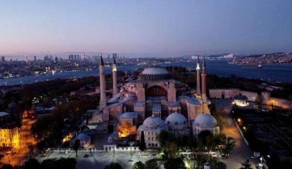Αγία Σοφία: Eμείς, η Τουρκία και η Δύση