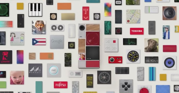 Google Spiral 2 by Project Ara
