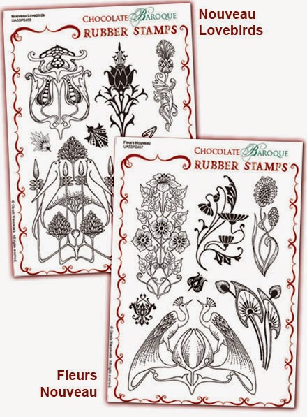 http://www.chocolatebaroque.com/Fleurs-NouveauNouveau-Lovebirds-Unmounted-Rubber-stamps-Multi-buy--A5_p_6078.html