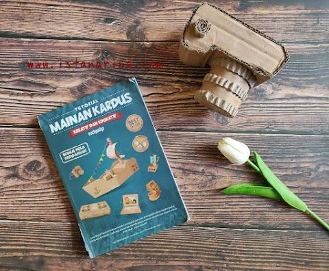 Kreatif Berkat Buku Tutorial Mainan Kardus