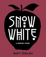 snow white by matt phelan book cover
