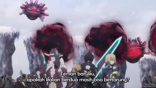 Phantasy Star Online 2: Episode Oracle 04 Subtitle Indonesia