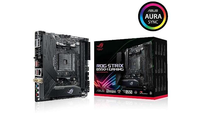 ASUS ROG Strix B550-I Gaming Motherboard