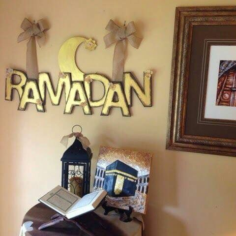 Dekorasi Ramadhan Ka'bah Al-Quran