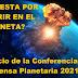 Ejercicio de la Conferencia de Defensa Planetaria 2021 El escenario hipotético de impacto de un asteroide del PDC en 2021