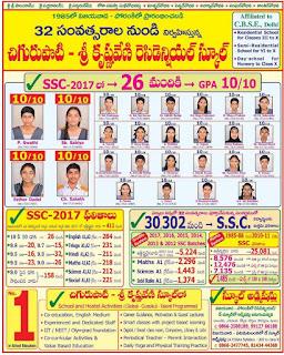 Chigurupati Sri krishna veni residencial high school