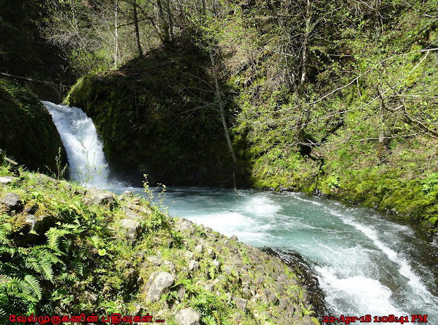 Buck Creek Water Falls