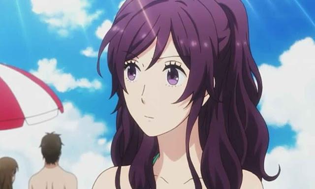 karakter anime tercantik mari tsutsui