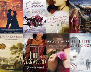 novela romántica histórica