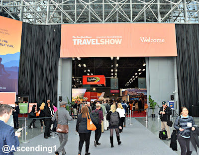 New York Times Travel Show 2019, #NYTTravelShow