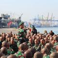 Kasdivif 3 Kostrad Berangkatkan Satgas Yonif Para Raider 433 Kostrad ke Papua