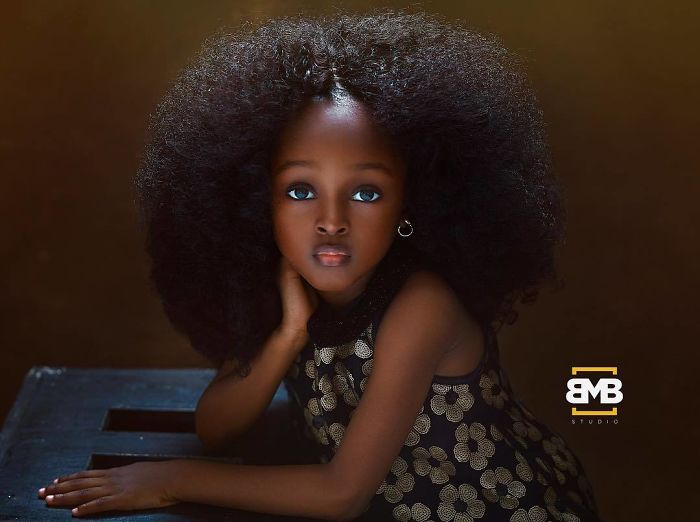 Nigerian Girl 'The Most Beautiful Girl In The World