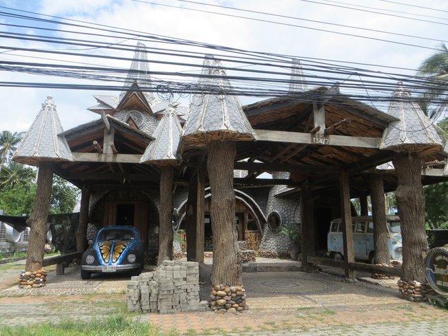 Сказочный дом на острове Самуи