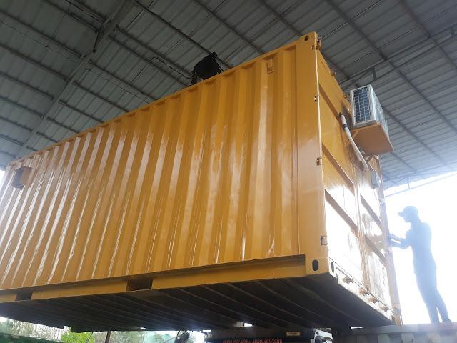 Cho Thuê Container Tại Bình Phước Khu Minh Hưng