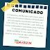 Prefeitura emite comunicado sobre processo seletivo simplificado em Maruim