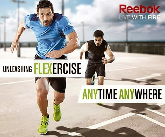 win Free Reebok Merchandise for a year