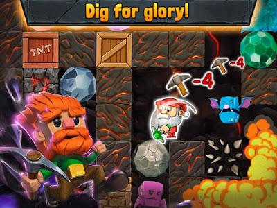 لعبة Dig Out مهكرة مدفوعة, تحميل APK Dig Out, لعبة Dig Out مهكرة جاهزة للاندرويد, Dig Out apk