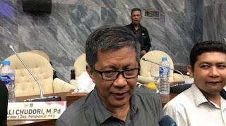 Soal Anies Baswedan dan HRS, Rocky Gerung: Istana Sudah Berantakan!