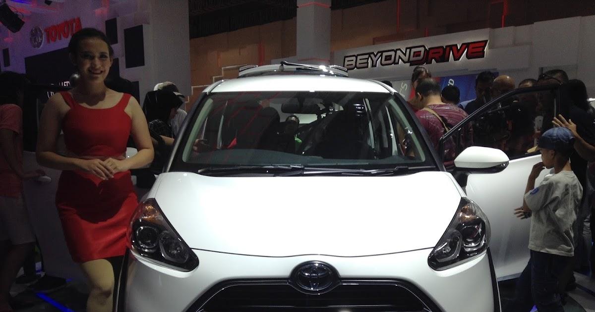 Interior Toyota All New Sienta 2016
