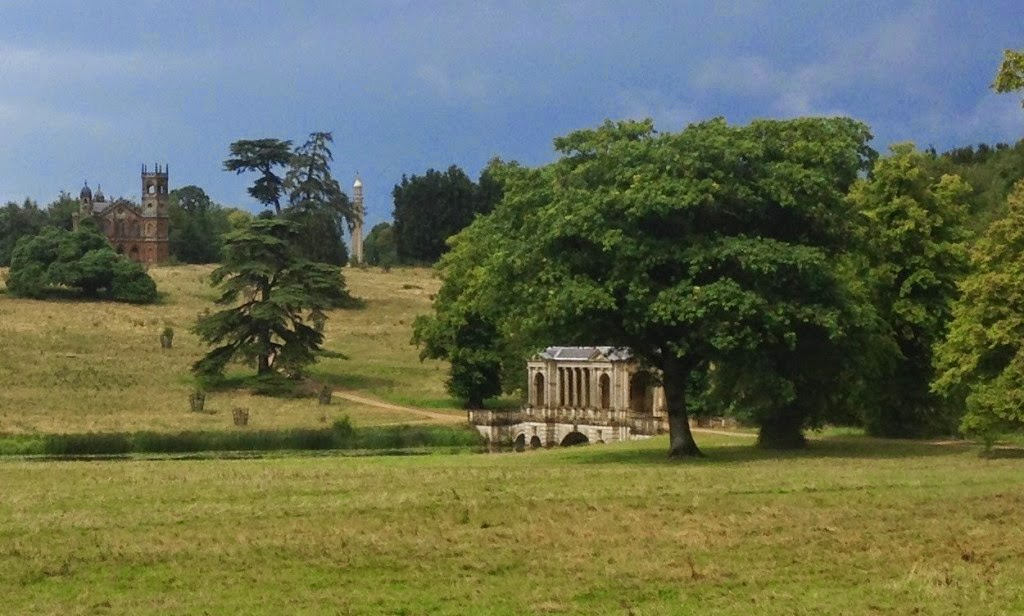 Stowe temples