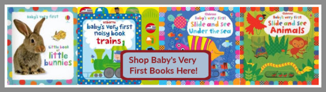 Shop Baby's Very First Books at Usborne Books and More
