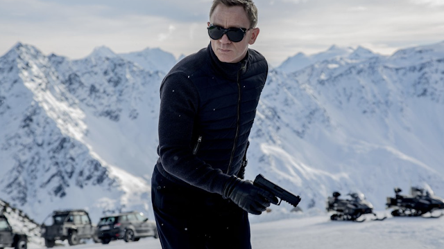 Man arrested after hidden camera found in James Bond studio toilets