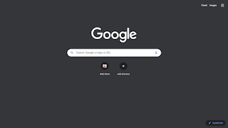 Cara Full Screen Chrome