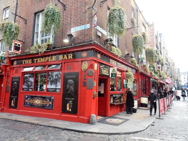 Temple Bar, Dublin en Irlanda del Sur