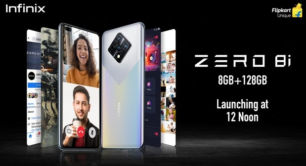 Infinix Zero 8i Indian Price with Full Specification 2020