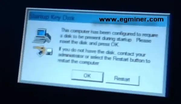 طريقه جعل الفلاش ميموري USB مفتاح لاغلاق الكمبيوتر بدون برامج