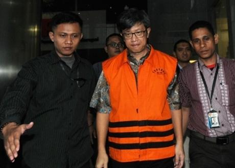 Kasus e-KTP, KPK Tahan Direktur Utama PT Quadra Solution