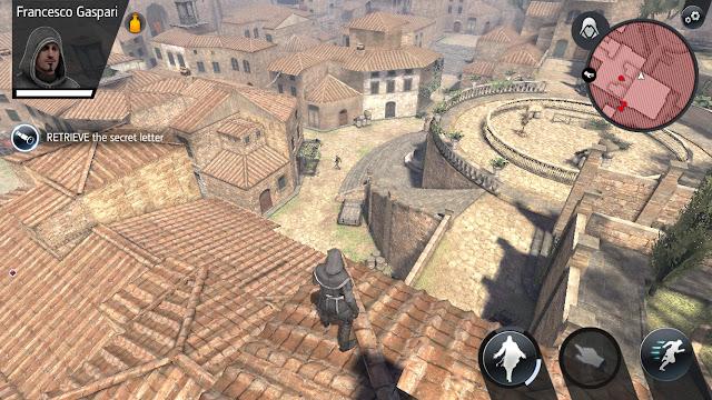 Review – Assassin's Creed Identity Monteriggioni