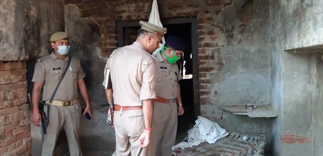 ढिकोली मे दिन निकलते ही बुजुर्ग की हत्या