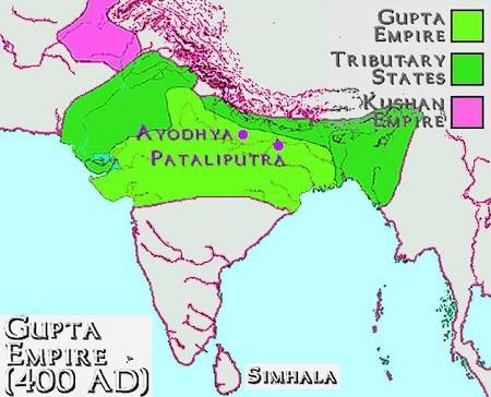 चन्द्रगुप्त विक्रमादित्य – सैनिक उपलब्धियाँ तथा तत्कालीन भारत (History of India)