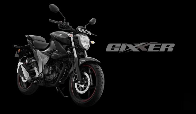 Suzuki Gixxer India 2019