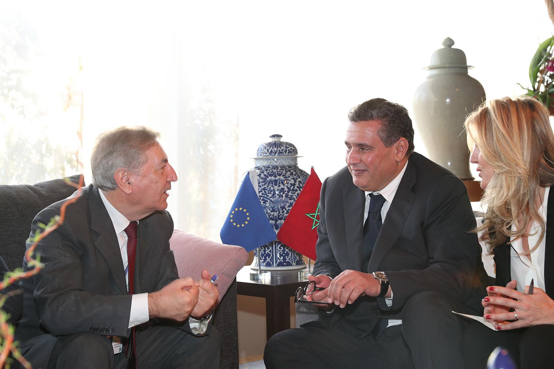 أخنوش: تصويت البرلمان الأوروبي لصالح اتفاقية الصيد البحري يعزز موقع المغرب في شراكة مستدامة