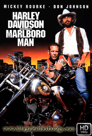 Harley Davidson And The Marlboro Man [1080p] [Latino-Ingles] [MEGA]