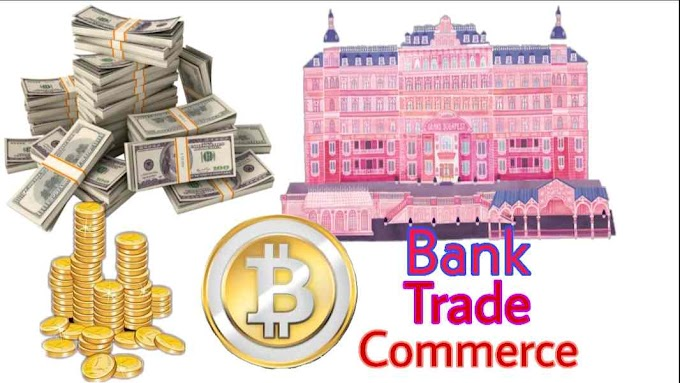 Banking, Trade and Commerce related words used for educational purpose