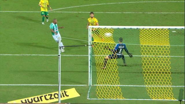 Cuiabá consegue empate no fim contra o Juventude em jogo de estreia do Brasileirão; técnico Alberto Valentim é demitido após partida.