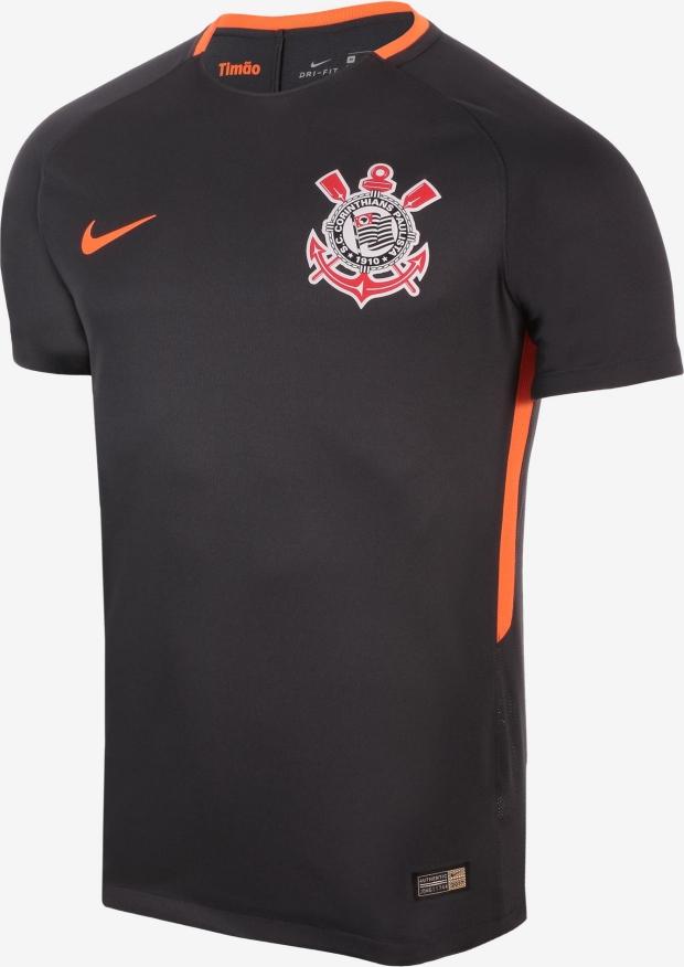 Nike divulga a nova terceira camisa do Corinthians - Show de Camisas edeab670189ed
