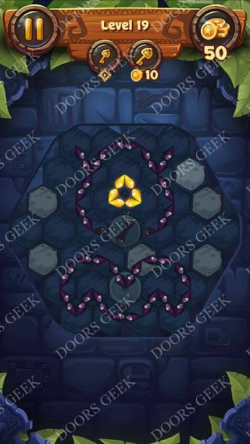 Gems & Magic [Indigo] Level 19 Solution, Walkthrough, Cheats