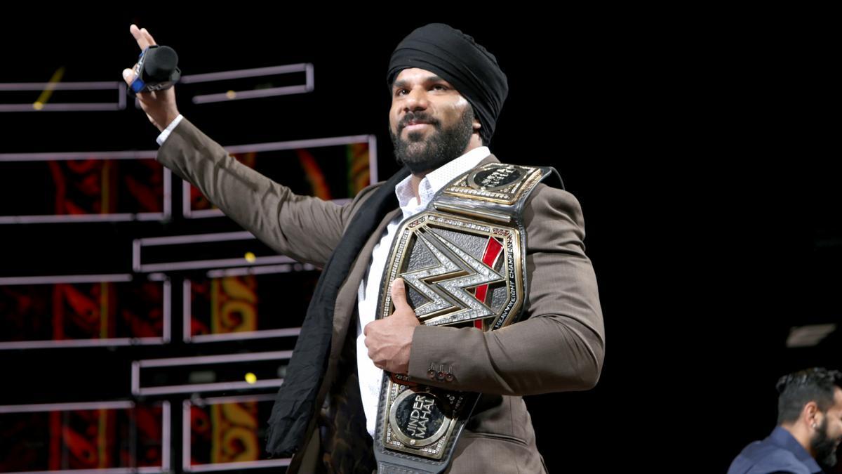 """Spoiler"" sobre retorno de Jinder Mahal aos ringues da WWE"
