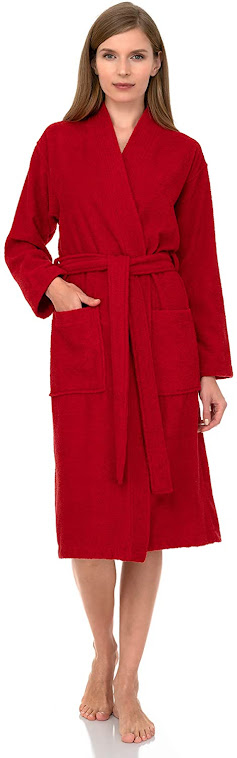 Good Quality Cotton Bath Robes For Women