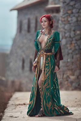cosplay deusa guerreira rainha princesa