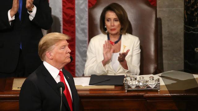 La Casa Blanca considera el proceso de juicio político contra Trump como un intento de anular los resultados de las elecciones de 2016